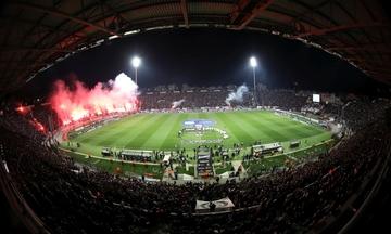 Ανακοίνωσε sold out ο ΠΑΟΚ στη διάθεση των ηλεκτρονικών εισιτηρίων