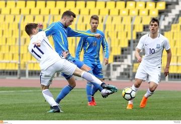 Φιλική ήττα των Νέων από την Ουκρανία