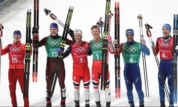 Η Νορβηγία το χρυσό μετάλλιο στο ομαδικό σπριντ των ανδρών