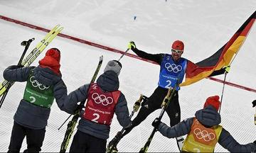 Η Γερμανία το χρυσό μετάλλιο στο ομαδικό από ψηλό βατήρα