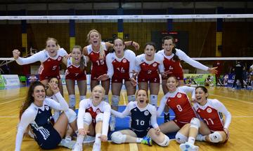 Μισή πρόκριση για τα κορίτσια του Ολυμπιακού