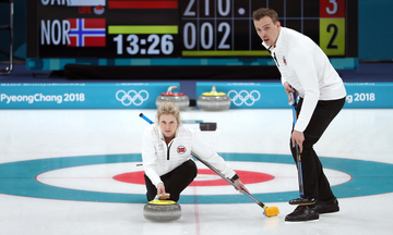 Η Νορβηγία θα πάρει αύριο το χάλκινο μετάλλιο στα μικτά διπλά