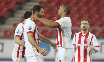 Με 21 ποδοσφαιριστές ταξιδεύει για την Θεσσαλονίκη ο Θρύλος