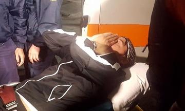 O τραυματισμός του Ίβιτς στο ματς Παναθηναϊκός-ΠΑΟΚ (vid)