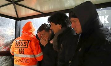Συνελήφθη ο οπαδός που πέταξε την χαρτοταινία στον Οσκαρ Γκαρθία