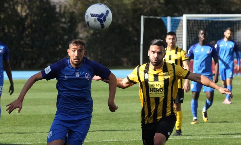 Football League: Μοιράστηκαν βαθμούς σε Καλλιθέα και Άρτα