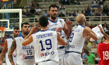 Οι 21 ομάδες που συμμετέχουν μαζί με την Ελλάδα στην 2η φάση προκριματικών
