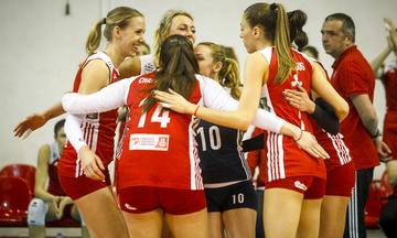 Ολυμπιακός – Πφέφινγκεν 3-0: Κορίτσια για φίλημα και… Ευρωπαϊκό!