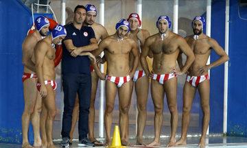 Ο Ολυμπιακός έτοιμος για τη μάχη στο Αννόβερο