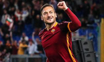 Επιστρέφει στη Ρόμα ο Τότι