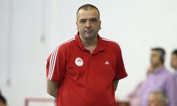 """Κοβάτσεβιτς: """"Το καλύτερο μας σετ από τότε που ήρθα στον Ολυμπιακό"""" (vid)"""