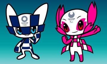 Μαθητές διάλεξαν τις μασκότ για το Tokyo 2020