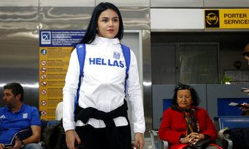 Πρεμιέρα της Ελλάδας με αποκλεισμό της Σπανουδάκη