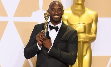And the Oscar goes to... Kobe Bryant (vid)