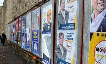 Ιταλία: «Σπαζοκεφαλιά» ο σχηματισμός κυβέρνησης