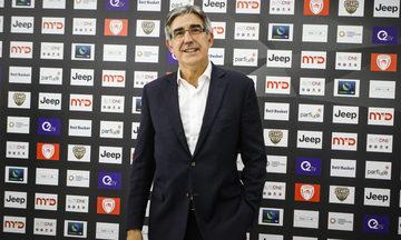 Μπερτομέου: Έχουμε 14 προτάσεις για τη FIBA