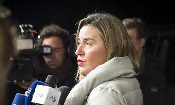 """Mογκερίνι: """"Να έχουμε αίσια κατάληξη για τους Έλληνες στρατιωτικούς"""""""