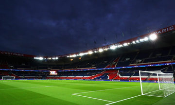 Εφιάλτης το όνειρο του Champions League για την Παρί
