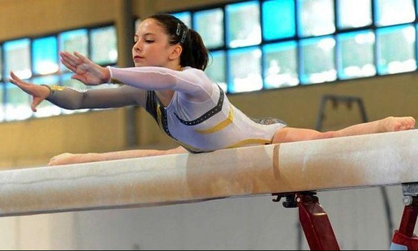 Εβελίνα Μάγια, μια 16χρονη στην Εθνική ομάδα