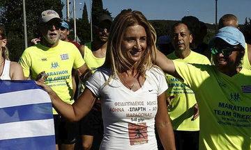 Η Μαρία Πολύζου θα τρέξει για το «Όραμα Ελπίδας»
