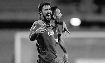 Ανατριχίλα στον επικήδειο για Αστόρι: «Εσύ είσαι το ποδόσφαιρο, είσαι το φως» (vid)