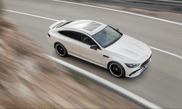 Το supercar της Mercedes-Benz με 639 ίππους και χώρους για 5!