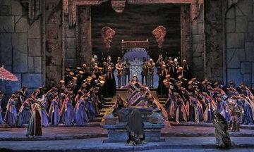 «Σεμίραμις»: Η όπερα του Rossini σε ζωντανή μετάδοση από τη Νέα Υόρκη