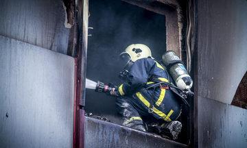 Πατήσια: Ηλικιωμένος άνδρας νεκρός μετά από φωτιά σε διαμέρισμα