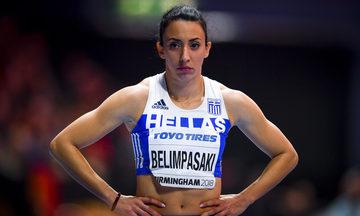 Η Μπελιμπασάκη στα 400 μέτρα και στο Βερολίνο