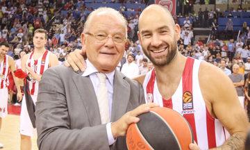 """Ίβκοβιτς : """"Ακόμα και τώρα δεν σταματάς τον Σπανούλη στο τελευταίο σουτ"""""""