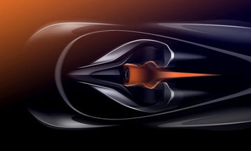 Τριθέσιο hypercar από την McLaren με τελική κοντά στα 400 km/h!