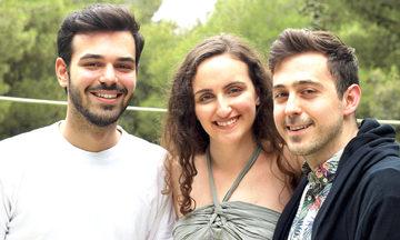 Σελεμίδου, Βασιλόπουλος και Παρασκευάκος στα Skrow Concerts