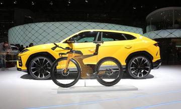 Ποδήλατο από την Lamborghini!