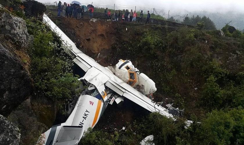 Έπεσε τουρκικό αεροπλάνο στο Ιράν (upd)
