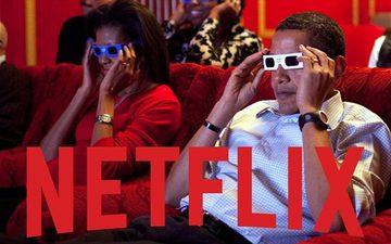 Μισέλ και Μπαράκ Ομπάμα στη μικρή οθόνη