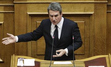 Λοβέρδος: «Και στο θέμα του ποδοσφαίρου υπάρχει πλήρης κυβερνητική αποτυχία»
