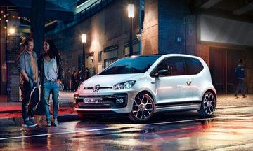 Το νέο Volkswagen up! GTI από 15.620 ευρώ