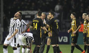 Καταγγελία της ΑΕΚ στον ποδοσφαιρικό εισαγγελέα (upd)