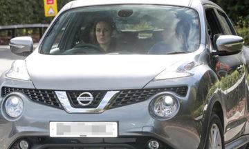 Ο Κόντε οδηγεί Nissan Juke