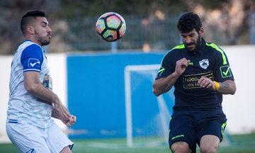 O Ηρακλής Ελευσίνας γκρέμισε τη Μάνδρα στην παράταση (1-0) (upd)