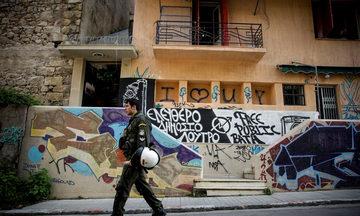 Αντιεξουσιαστές ανακατέλαβαν κτίριο στα Εξάρχεια