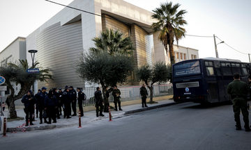 Εισβολή αγνώστων στο Πανεπιστήμιο Πειραιά