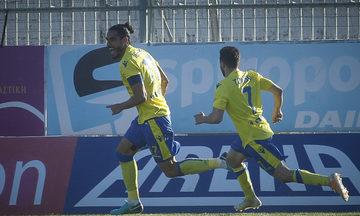 Φουσκωμένες οι «ρεζέρβες» του Αστέρα 5-0 τη Σπάρτη