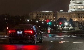 Με το Audi δεν θα σε πιάνει κόκκινο!