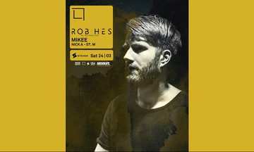 O Rob Hes στο Steam Athens