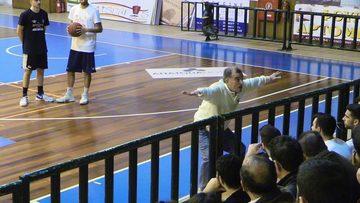 Δίδαξαν μπάσκετ στην Κομοτηνή, σε μνήμη Αλέκου Καρυπίδη