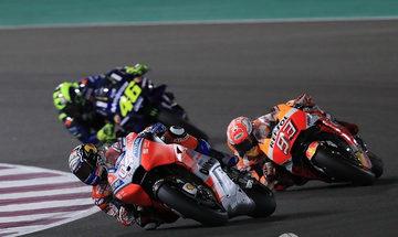 MotoGP : Νικητής ο Ντοβιτσιόζο
