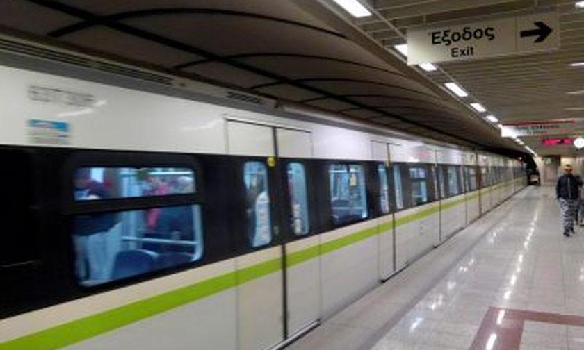 Νέα ταλαιπωρία του κοινού: Κλειστό αύριο το μετρό στο Πανεπιστήμιο
