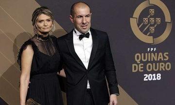 Προπονητής της χρονιάς στην Πορτογαλία ο Ζαρντίμ!