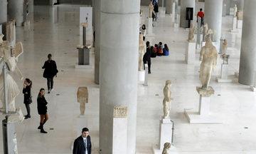 Μουσείο Ακρόπολης: 25η Μαρτίου με ελεύθερη είσοδο